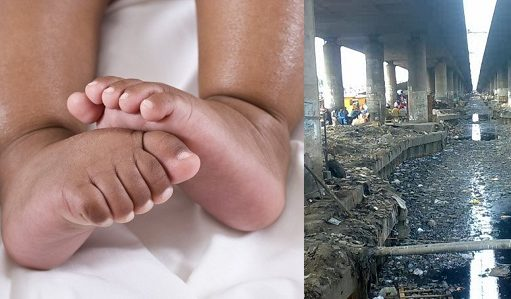 End time!! Man dumps his own baby inside Ondo canal