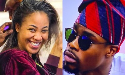 BBNaija Erica once bathed naked with Brighto and I - Neo (video)