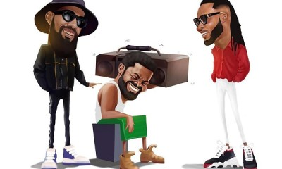 Basketmouth Papa Benji