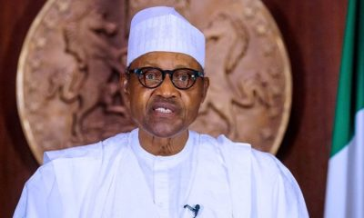 Buhari addresses nation