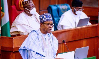Buhari's 2021 budget presentation to National Assembly