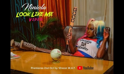 Niniola – Look Like Me video