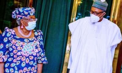 Okonjo Iweala Buhari