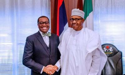 African Development Bank Group buhari