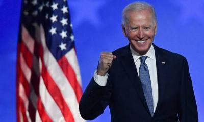 Joe Biden wins US election