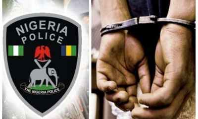 Police arrest 4 Govt Secondary school students over alleged cultism-TopNaija.ng