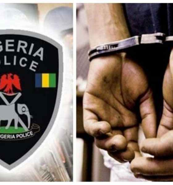 Police arrest sales boy for contracting armed robbers who attacked his boss, family-TopNaija.ng