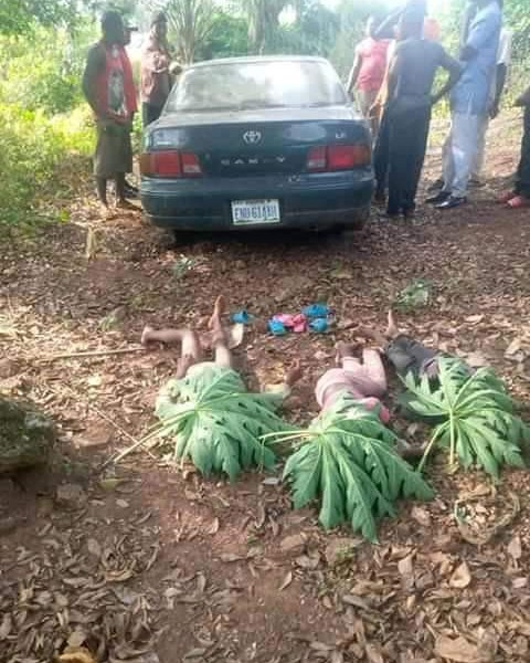Enugu: Three missing children found dead inside car at retired police officer's home-TopNaija.ng