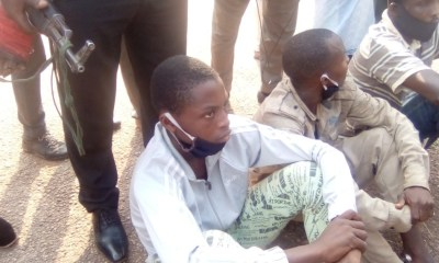 Oyo State: Two men arrested for selling decapitated heads of murdered policemen-TopNaija.ng