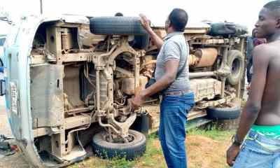 One person died, four others injured in Anambra multiple accident-TopNaija.ng