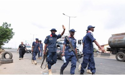 NSCDC arrests man for allegedly stealing PMS worth N1.65m-TopNaija.ng