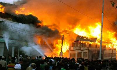 Six lost their lives, many injured in Abuja market fire