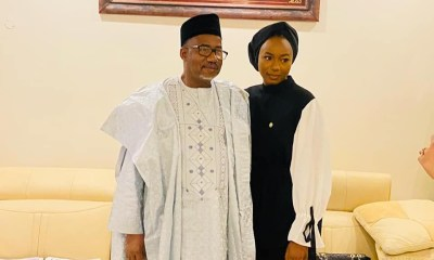 Bauchi State Governor's daughter becomes a doctor