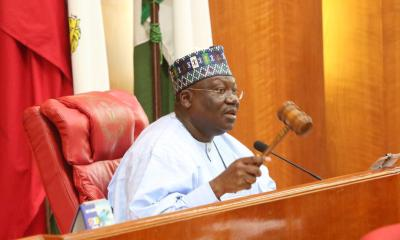Insecurity: Lawan wants severe penalties for illegal carriers of firearms Top Naija