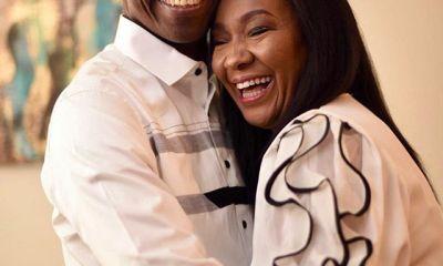 Nike Adeyemi marks husband's 54th birthday on social media