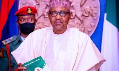 Why Nigeria should modernise national strategy on cyber security - Buhari Top Naija