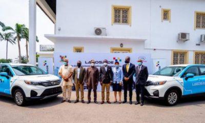 Lagos, CIG Motors launch 1,000 SUVs as taxi for Lagosians Top Naija