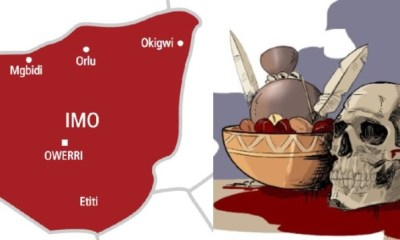 Man gets away from ritual killing in Imo hotel