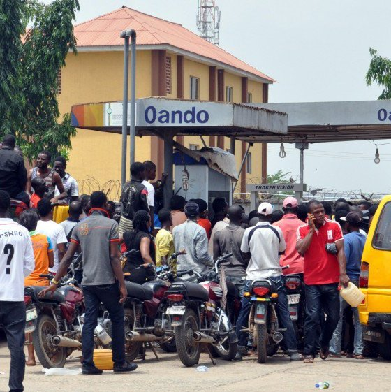 Petrol marketers nigeria