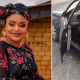 My inability to drive is spiritual - Popular Actress, Toyosi Adesanya