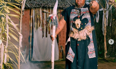 Cubana Chief priest