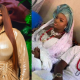 The moment BBNaija's ex-housemate was mistaken for a look-alike bride
