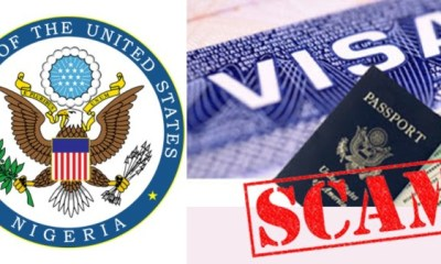 US Embassy cautions Nigerians of work visa scam