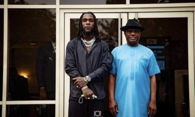 Wike Burna Boy