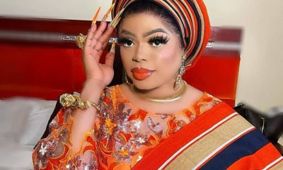 Bobrisky crossdressing