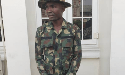 How fake Army officer bagged 8 years imprisonment for fraud in Uyo-TopNaija.ng