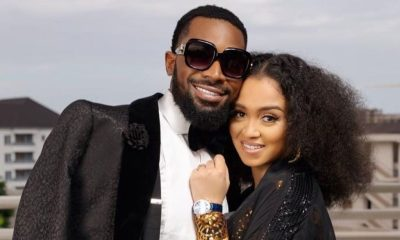 D'banj acknowledges wife, Lineo with praises as she turns a year older today