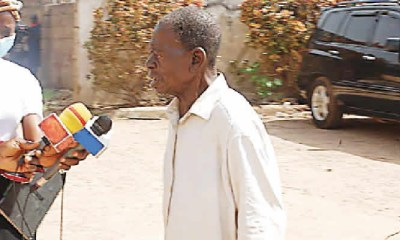 NSCDC arrest 65-year-old man for allegedly defiling 10-year-old girl in Kwara-TopNaija.ng