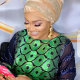 Actress, Mercy Aigbe celebrates Ramadan with Muslim fans and families
