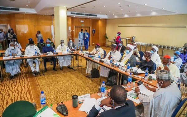 Abdulsalami meeting topnaija.ng