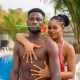 Nigerian comedian, Lord Zeus has taken to his Facebook and Instagram pages to share lovely pre-wedding photos including an invitation card to the wedding that is said to take place by the 3rd of April, 2021.