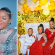 Actress, Chacha Eke Faani and her husband are set to welcome their 4th child amidst domestic violence rumours