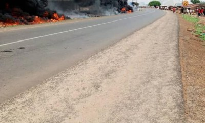 At least two dead as fuel tanker explodes in Benue-TopNaija.ng
