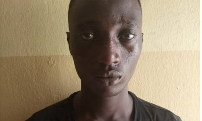 Polic arrest notorious cult leader for allegedly killing rival cultist in Lagos-TopNaija.ng
