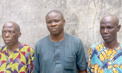 Police arrest three community leaders for allegedly beating suspected burglar to death in Lagos-TopNaija.ng