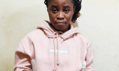 Police arrest woman for allegedly murdering her three year old stepson in Enugu-TopNaija.ng