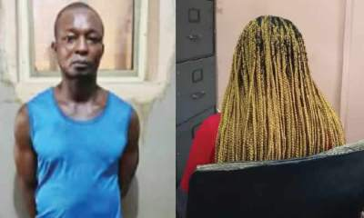 Nigerian man arrested for allegedly raping a 25-year-old lady-TopNaija.ng