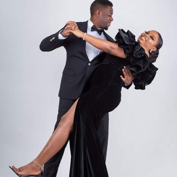 Tricia Ikponmwonba weds Olufemi-Olumide Triciabiz weds Olufemi-Olumide 9
