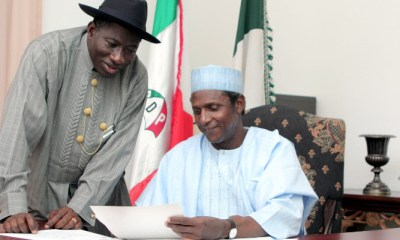 11 years after: Jonathan eulogises former President Yar'Adua