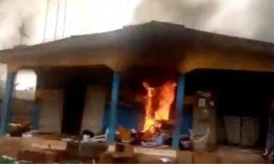 2 police officers killed as gunmen attack Ubakala police station [PHOTOS]