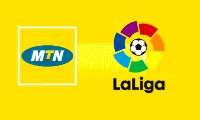 MTN Nigeria collaborates with LaLiga