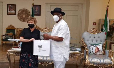 Nigerians who disrupt 2023 polls will be denied UK visa - Laing