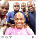 For PDee - RCCG Youths, Pastors go bald to mourn Pastor Adeboye's late son [PHOTOS]