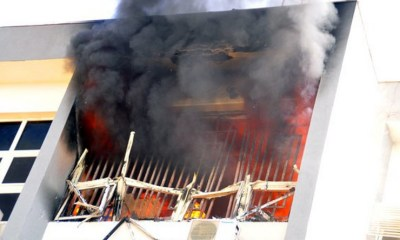 History will not be kind to APC for burning INEC offices, says PDP