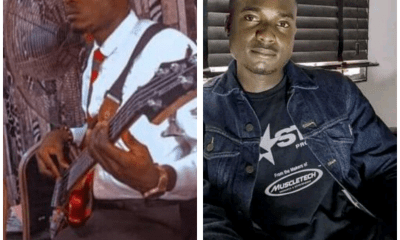Tears as young Nigerian guitarist allegedly slumps and dies in church while worshipping God-TopNaija.ng