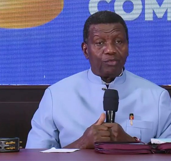 After son's death, Pastor E. Adeboye hosts monthly holyghost communion service